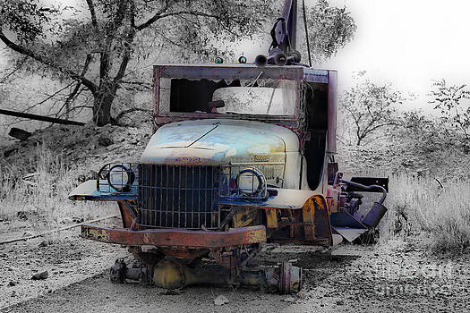 Cheryl Young - Dodge Tow Truck 2