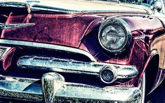 Dodge Waiting by Greg Bush