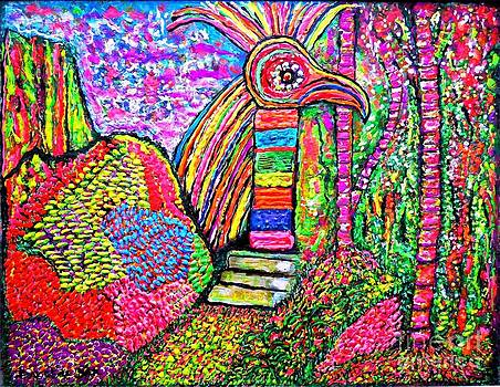 DODO Bird by Darlyne Sax