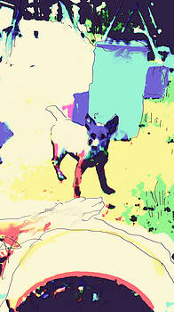 Dog Contest by Charles McChesney