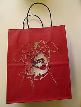 Alfred Ng - dog shopping bag