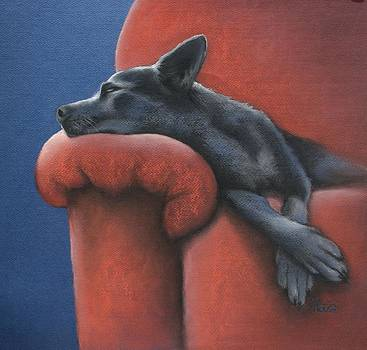 Dog Tired by Cynthia House