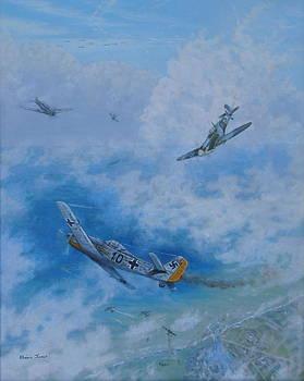 Elaine Jones - Dogfight Over Dieppe 19 August 1942