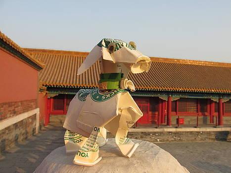 Alfred Ng - Doggie at Forbidden City