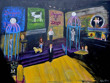 Doggies and Diva's by Heather  Gillmer