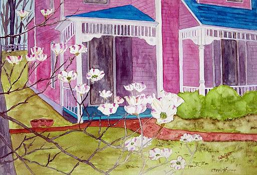 Dogwood Winter SOLD by Larry Wright