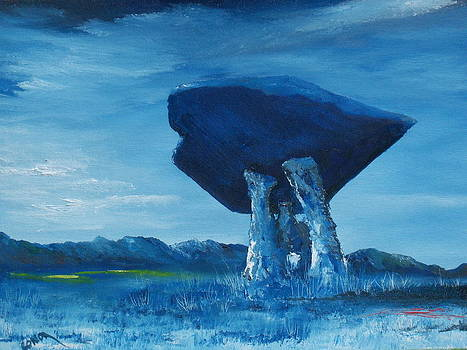 Dolmen by Conor Murphy
