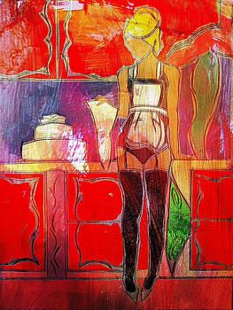 Domestic Goddess 2 by Susan Washington