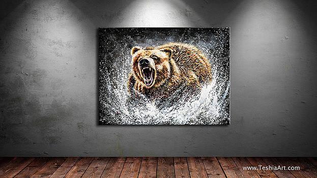 Teshia Art - Dominance DISPLAY IMAGE