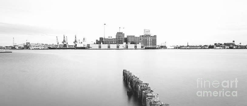 Domino Sugar Factory in Baltimore Maryland by Paul Frederiksen