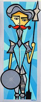 Don Quixote by Mary Tere Perez