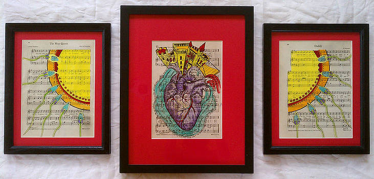 Donde Estas Corazon by Lisa Nigro