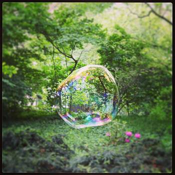 Don't Burst My Bubble by James  Wasdell