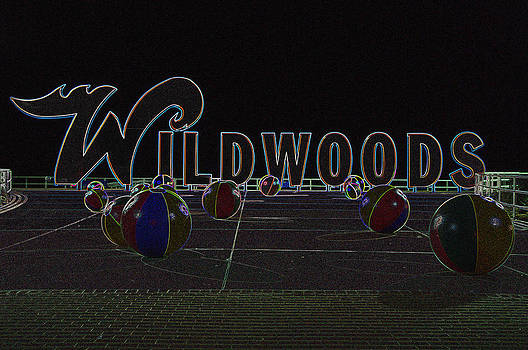 Doo Wop Wildwood  by Greg Graham