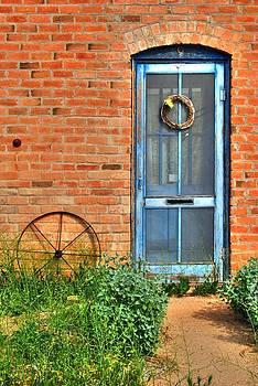 Tam Ryan - Door and Wheel