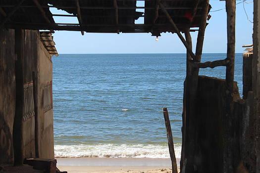 Door Sea by Mark Perez