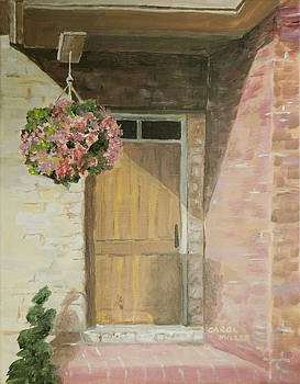 Door to Happiness by Carol L Miller