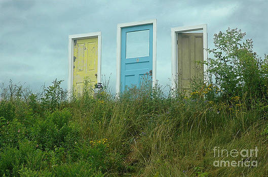 Doors by Tina Osterhoudt
