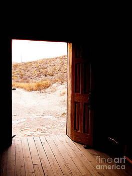 Doorway to the Desert by Avis  Noelle