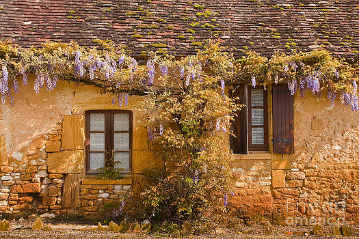 Dordogne cottage by Julian Elliott
