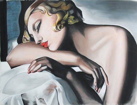 Dormeuse Step 6 by Miguel Rodriguez