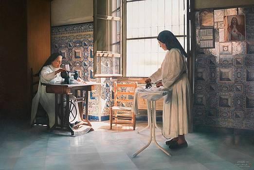 Dos Salves y un Padrenuestro by Maria Jose  Aguilar Gutierrez