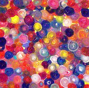 Dots by Lynette  Swart