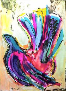 Dove by Rafiq Abduljabbar