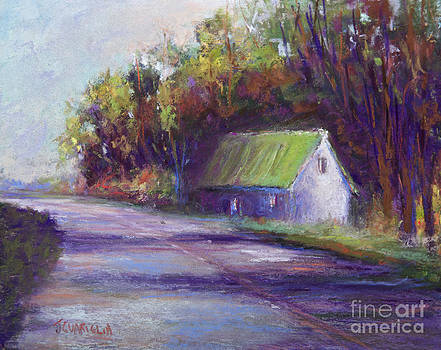 Down the Road by Joyce A Guariglia
