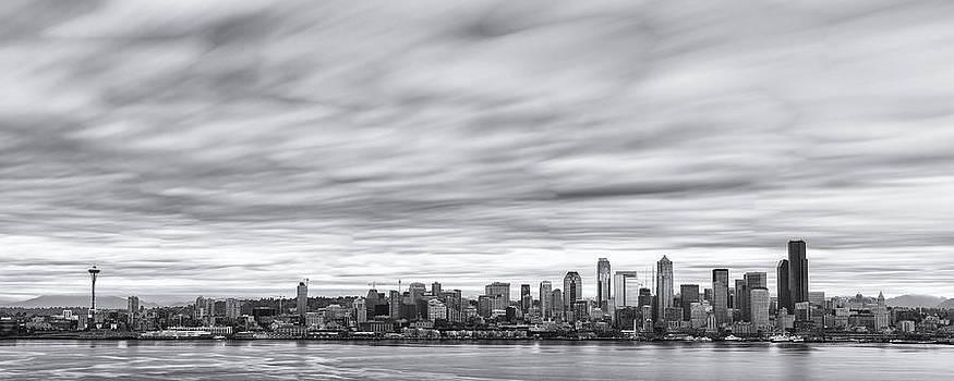 Downtown Seattle by Kyle Wasielewski