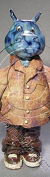 Jeanette K - Dr Herman Hippopotamus # 368