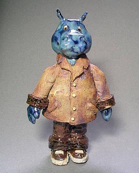Jeanette K - Dr Herman Hippopotamus