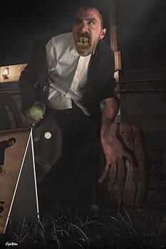 Dr. Jekyll Mr. Hyde by Alijah Villian