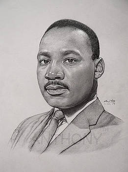 Dr. Martin Luther King Jr. by Anto