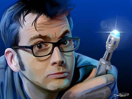 Dr. Who by Brett Hardin