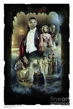Dracula 1931 by Gerardo Moreno