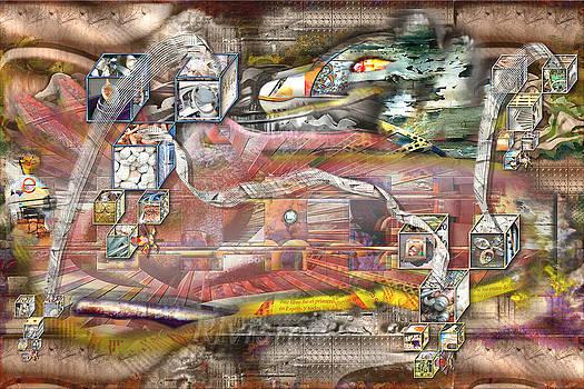 Dragon experiencial - El Guardian by Ramon Rivas - Rivismo