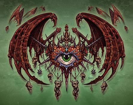 Dragon Heart by David Bollt
