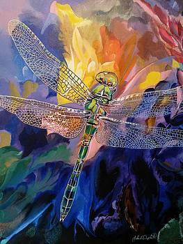 Dragon Summer by John  Duplantis