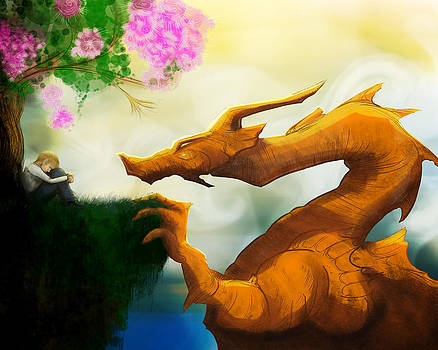 Dragon Tale by Mythic Ink