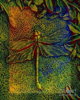 Dragonfly Art by Kim Doran