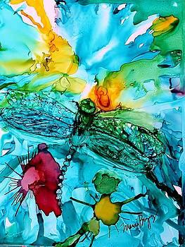 Dragonfly Blues by Marcia Breznay