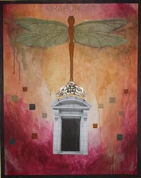 Dragonfly Door by Claudia Stewart