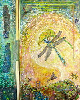 Dragonfly Rendezvous by Joe Bourne