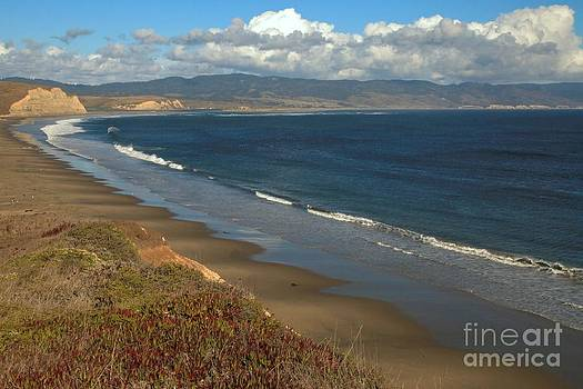 Adam Jewell - Drakes Beach Seascape