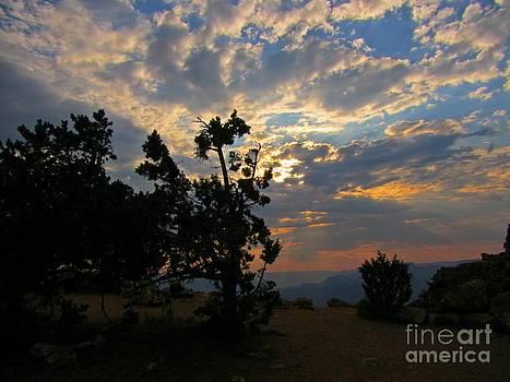 John Malone - Dramatic Sky at Grand Canyon