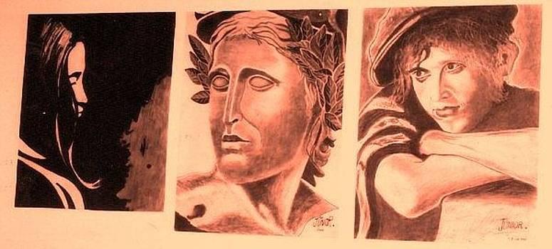 Draws by Junior Omni