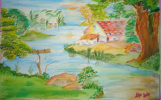 Dream Home  by Alka  Malik