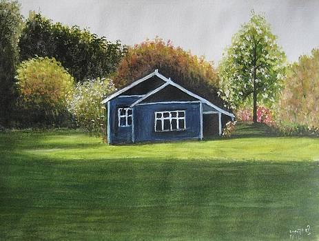 Dream house by Usha Rai