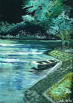 Dream Lake by Anil Nene